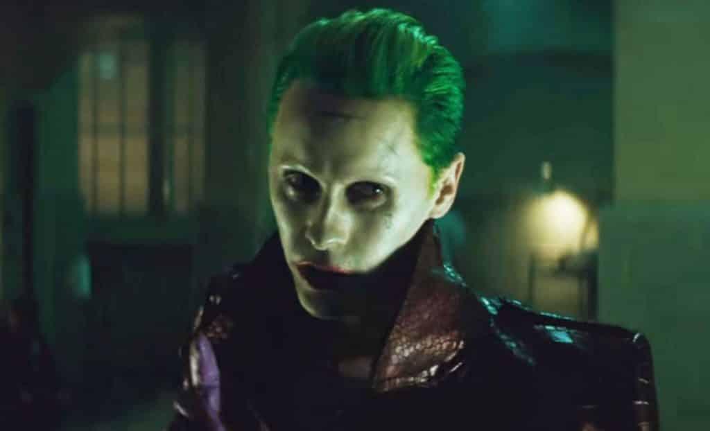 The Joker DC Comics Jared Leto