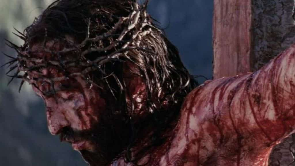 The Passion of the Christ Jim Caviezel