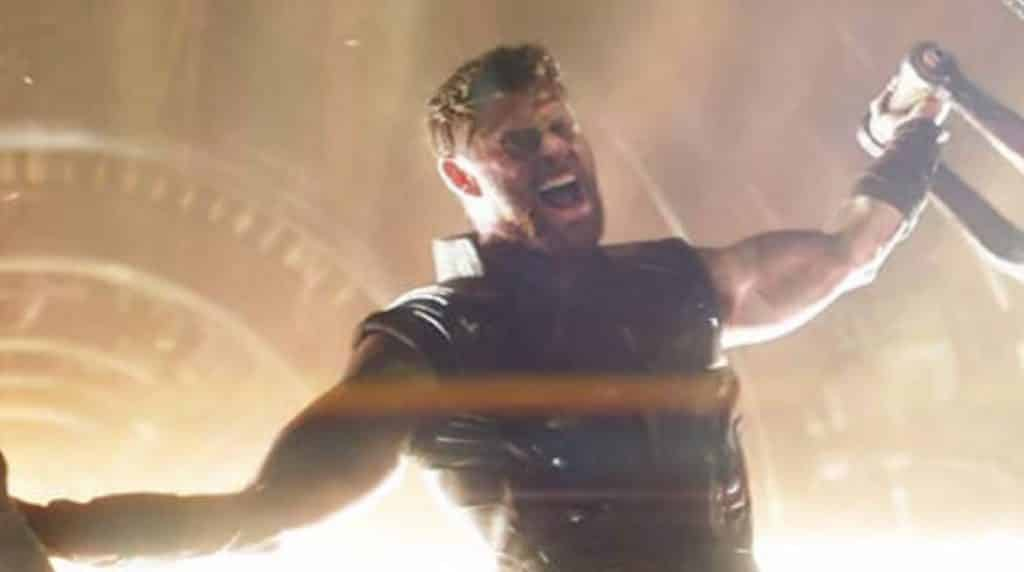 Avengers 4 Thor Chris Hemsworth