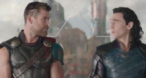 Thor: Ragnarok Thor Loki