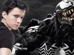 Tom Holland Spider-Man Venom Movie