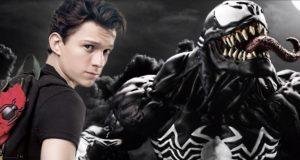 Tom Holland Spider-Man Venom Movie