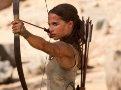 Tomb Raider Movie 2018 Alicia Vikander