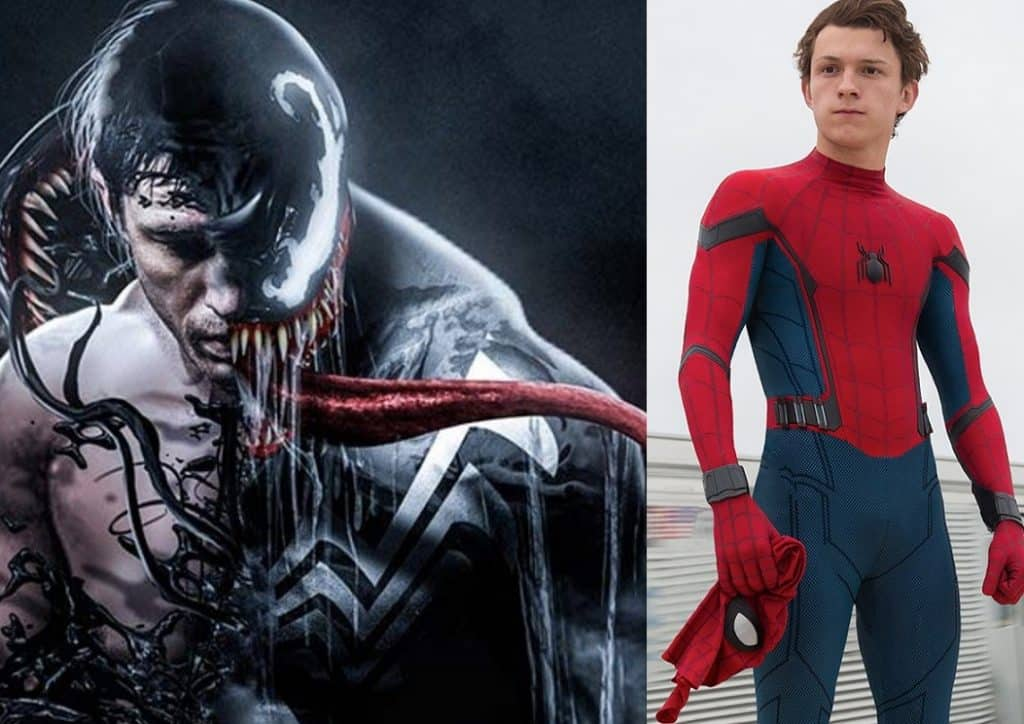 Tom Holland's Spider-Man Will Reportedly Appear In Venom Movie