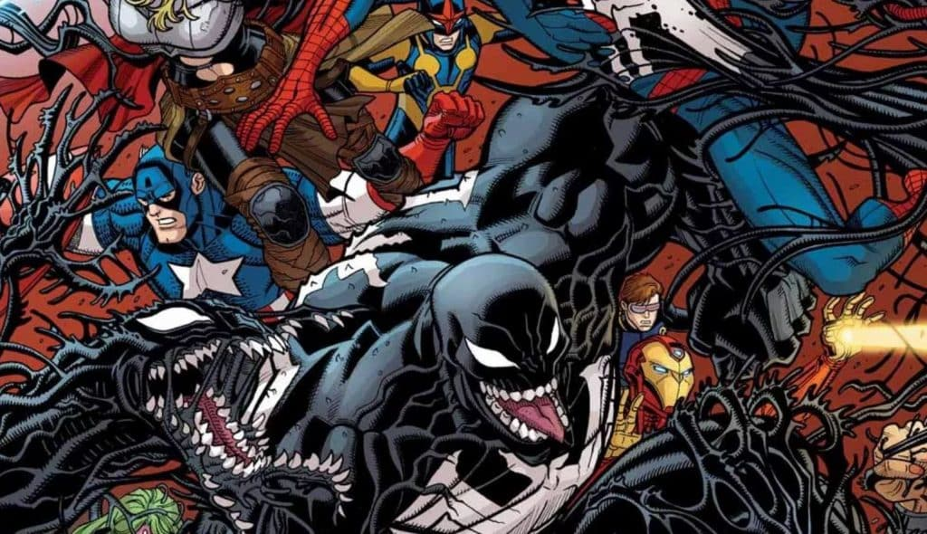 Venom Venomized Marvel Comics