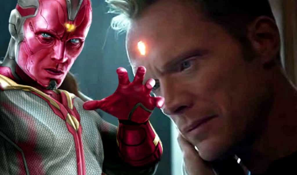 Avengers: Infinity War Vision Paul Bettany