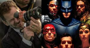 Justice League Zack Snyder Director's Cut