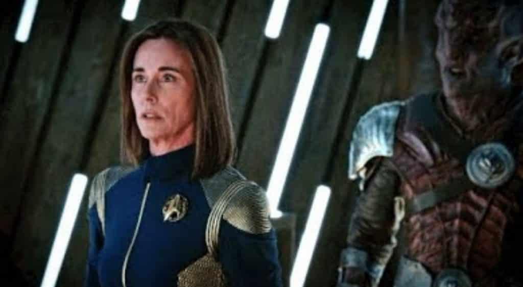 Admiral Cornwell Star Trek: Discovery