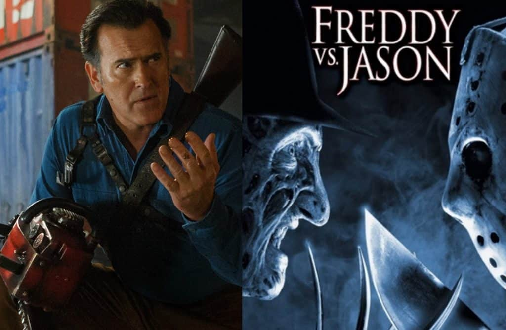 Ash vs. Evil Dead Freddy vs. Jason