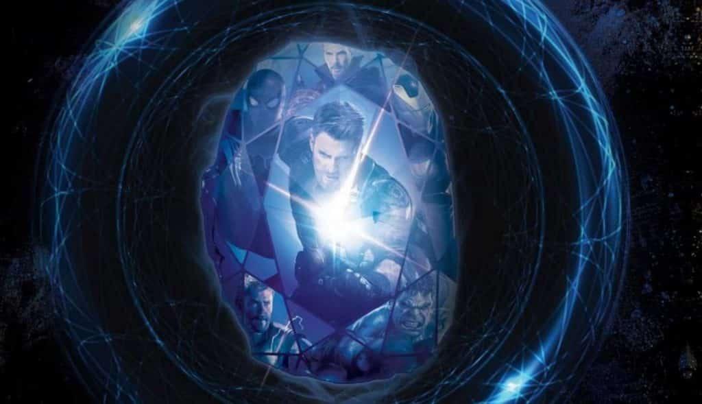 Avengers: Infinity War Infinity Stones