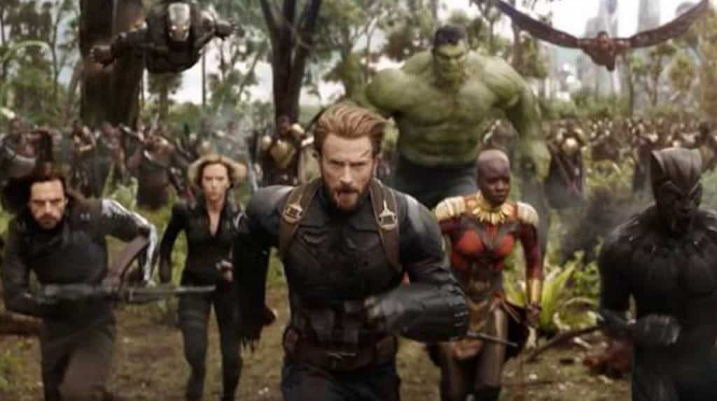'Avengers: Infinity War' to release worldwide on April 27