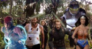 Avengers: Infinity War Weird Trailer