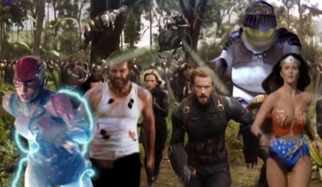 Avengers: Infinity War Weird Trailer