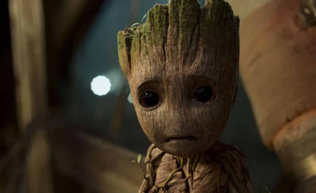 Baby Groot Guardians of the Galaxy Vol. 2