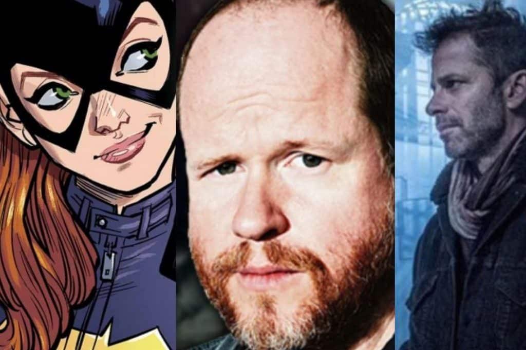 Batgirl Joss Whedon Zack Snyder