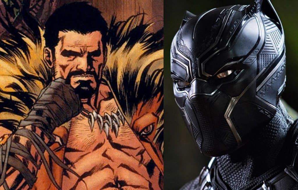 Black Panther Kraven the Hunter