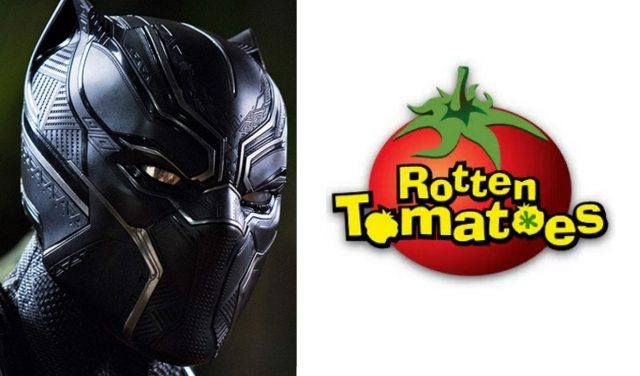 DC Fans Vs. Rotten Tomatoes