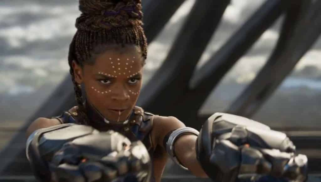 Black Panther Suri Letitia Wright