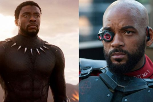 Black Panther Will Smith