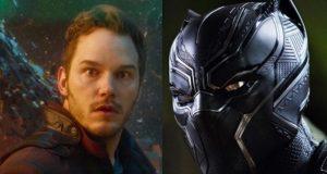 Chris Pratt Black Panther Movie