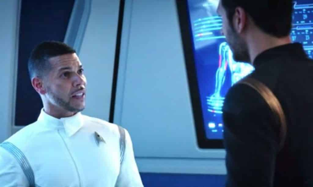 Dr. Colbert Star Trek: Discovery