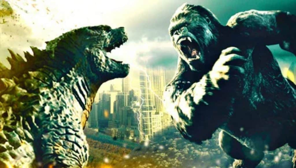 Godzilla vs. Kong Movie
