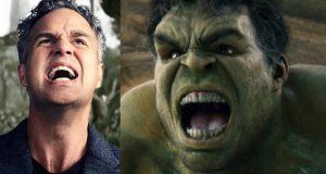 Avengers: Infinity War Hulk Mark Ruffalo