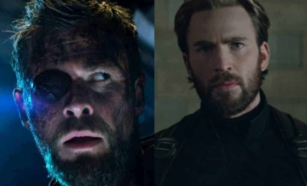 Infinity War: New Weapons For Captain America And Thor Revealed