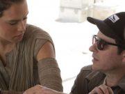 Star Wars: The Last Jedi J.J. Abrams Daisy Ridley