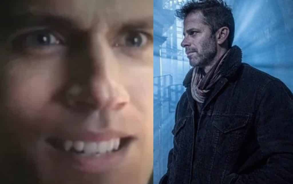 Justice League Superman Henry Cavill Zack Snyder
