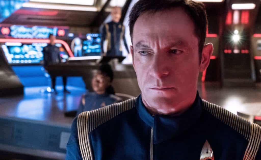 Lorca Star Trek: Discovery