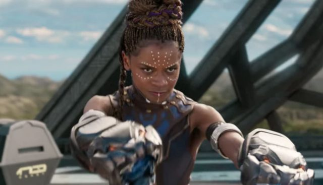 Black Panther S Shuri Nearly Had A Much Different Look For
