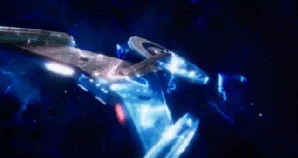 Spore Drive Star Trek: Discovery