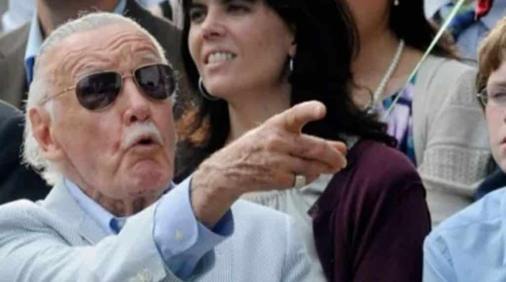 Stan Lee Amazing Spider-Man 2 Cameo