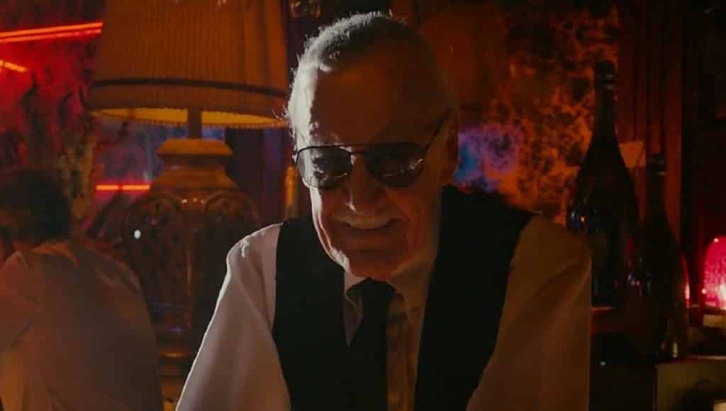 Stan Lee Ant-Man Cameo