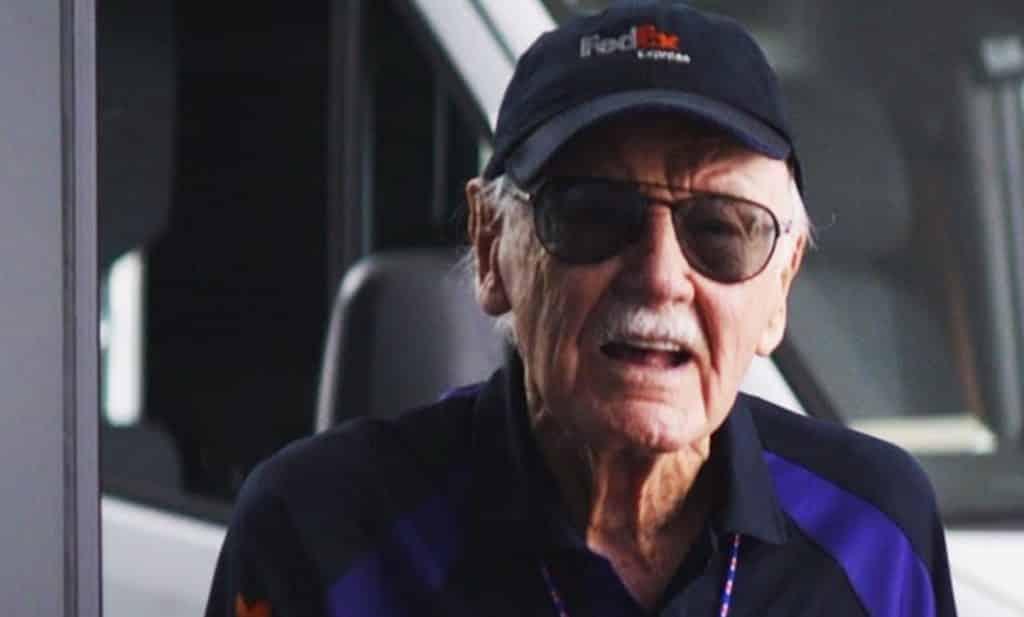 Stan Lee Captain America: Civil War Cameo