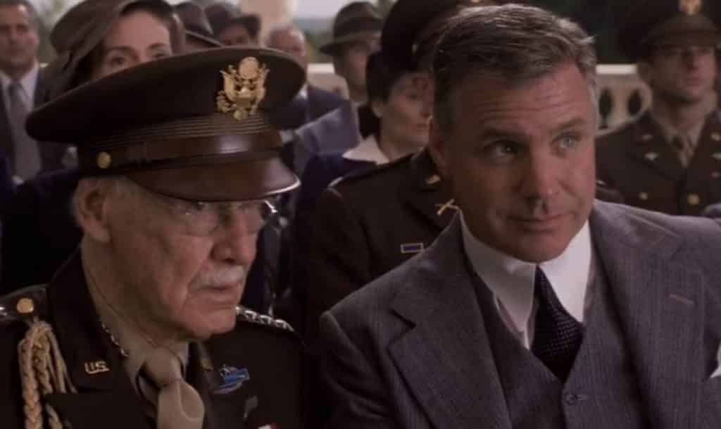 Stan Lee Captain America: The First Avenger Cameo