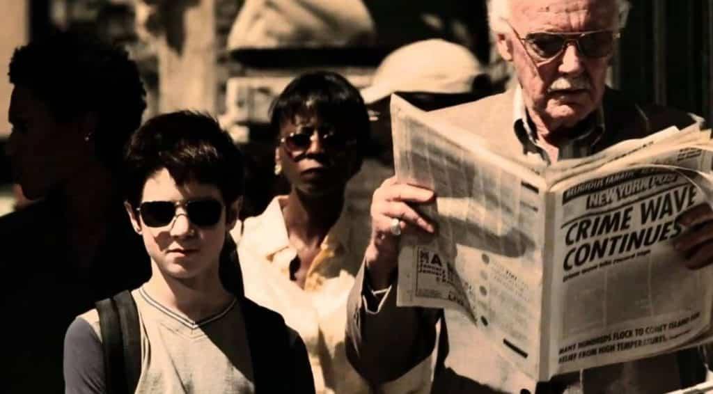 Stan Lee Daredevil Cameo