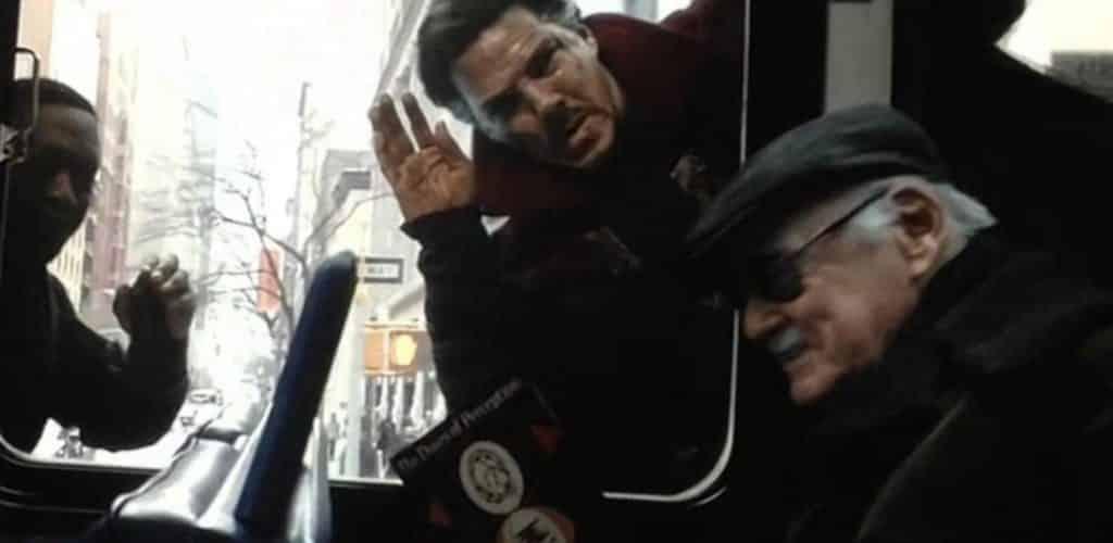 Stan Lee Doctor Strange Cameo