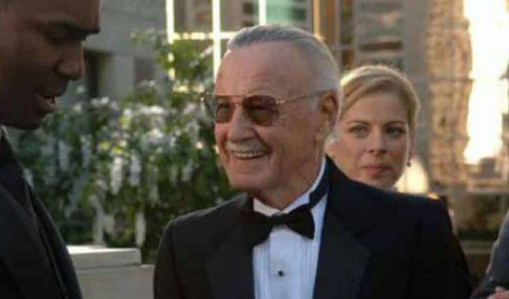 Stan Lee Fantastic Four: Rise of the Silver Surfer Cameo