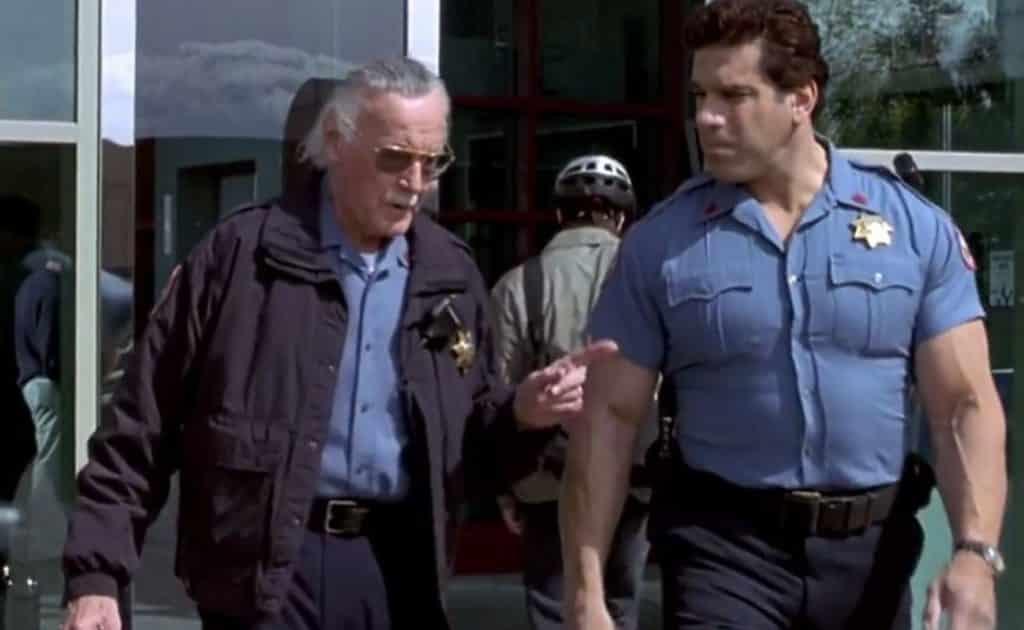 Stan Lee Hulk Cameo 2003
