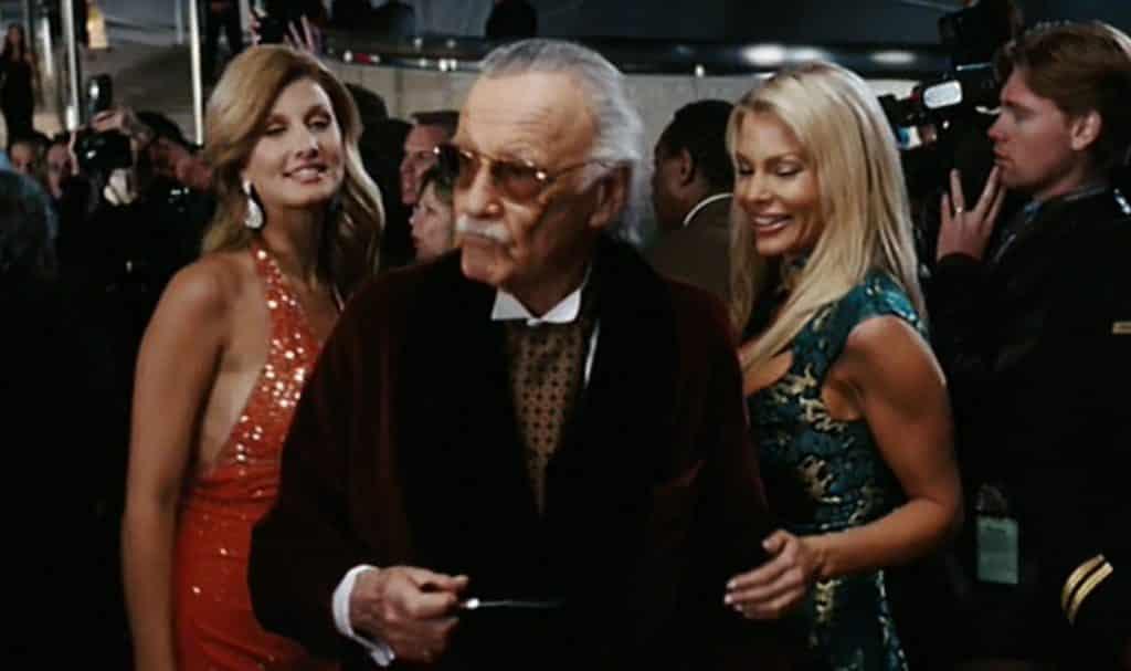 Stan Lee Iron Man Cameo