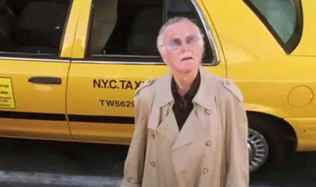 Stan Lee Spider-Man 2 Cameo 2004