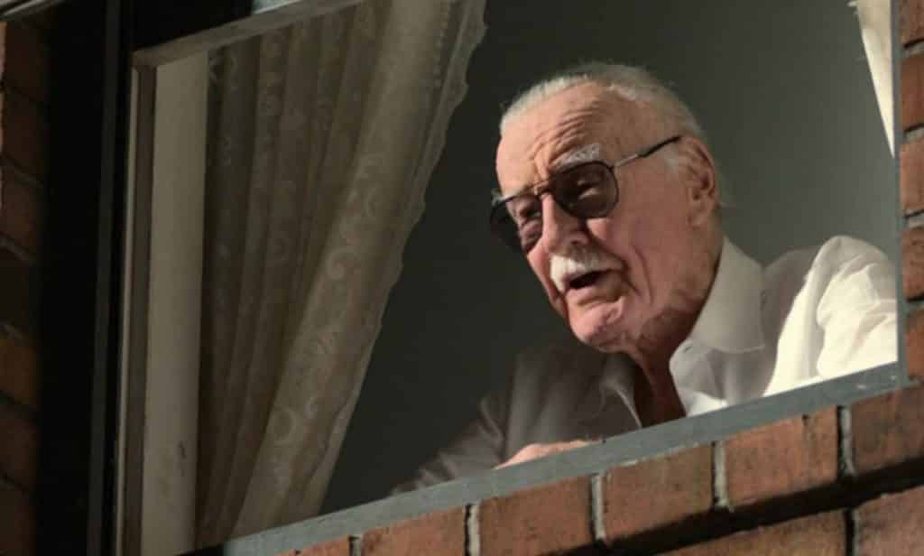 Stan Lee Spider-Man: Homecoming Cameo