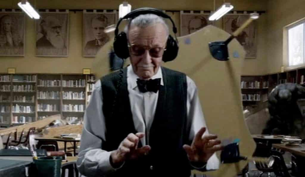 Stan Lee The Amazing Spider-Man
