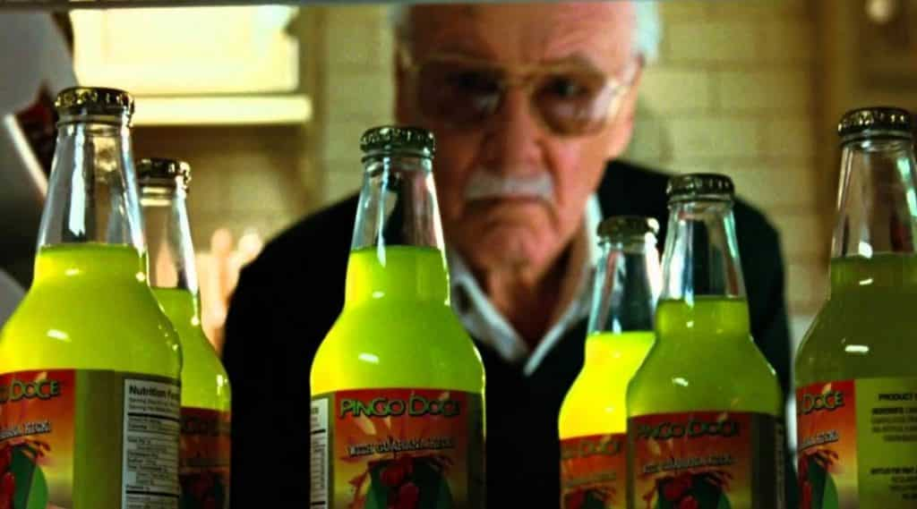 Stan Lee The Incredible Hulk Cameo 2008