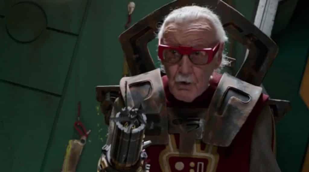 Stan Lee Thor: Ragnarok Cameo