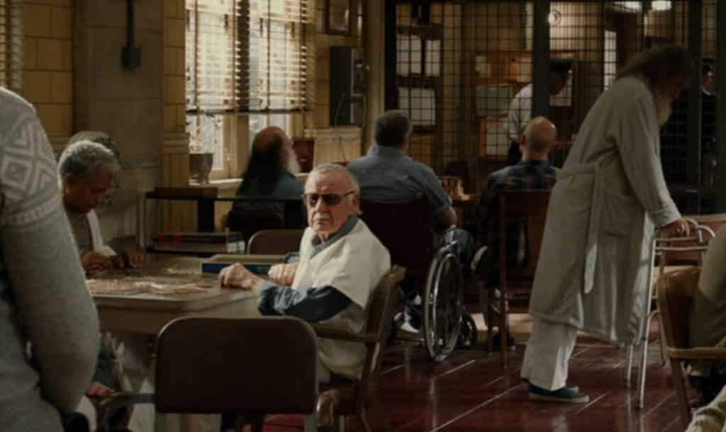 Stan Lee Thor: The Dark World Cameo