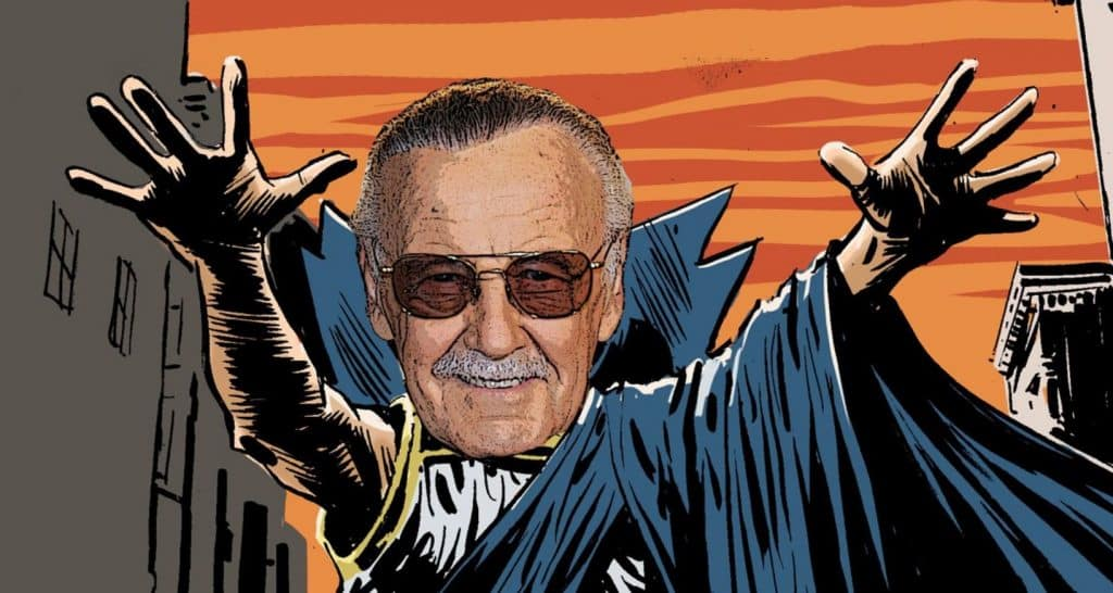 Stan Lee Watcher Marvel