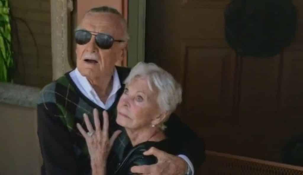 Stan Lee X-Men: Apocalypse Cameo